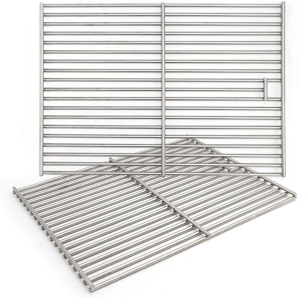 Hongso 17 38 solid 304 cooking grill grid grate for home