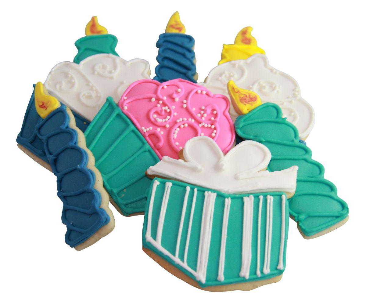 Happy Birthday! #sugarcookies