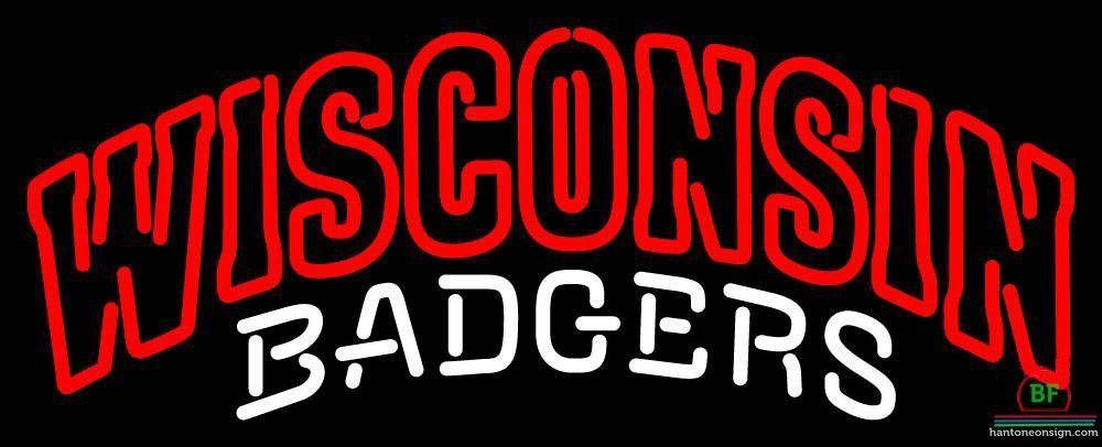 Wisconsin Badgers Neon Sign Ncaa Teams Light In 2019