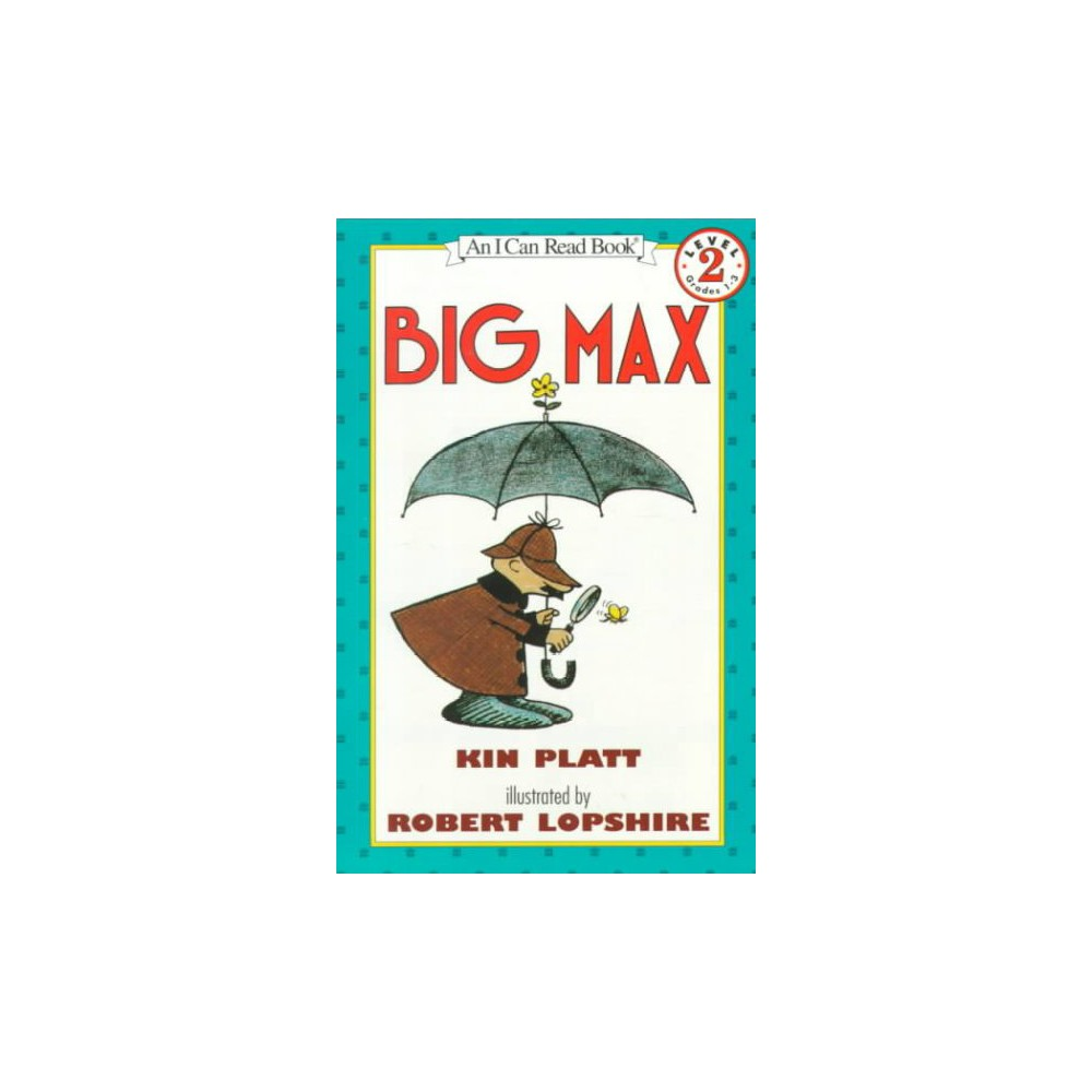 Big max an i can read book revised paperback i