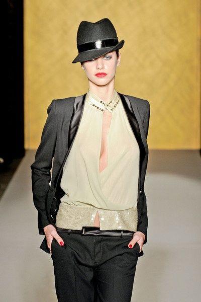 i love menswear for women