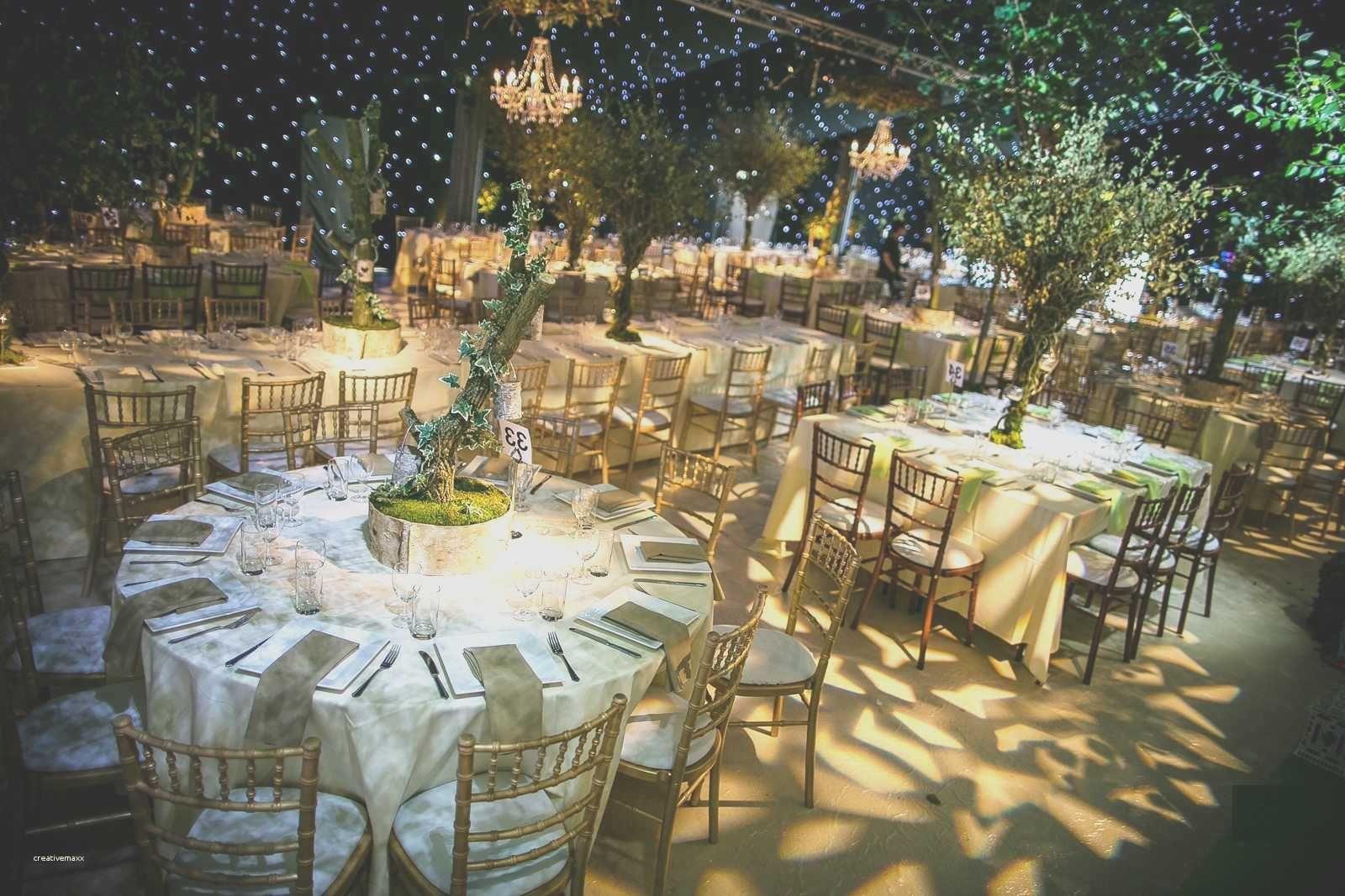 Indoor Garden Wedding Reception