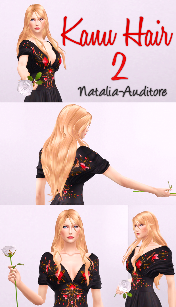 Kanu Hair 2 Natalia Auditore On Patreon In 2020 Womens