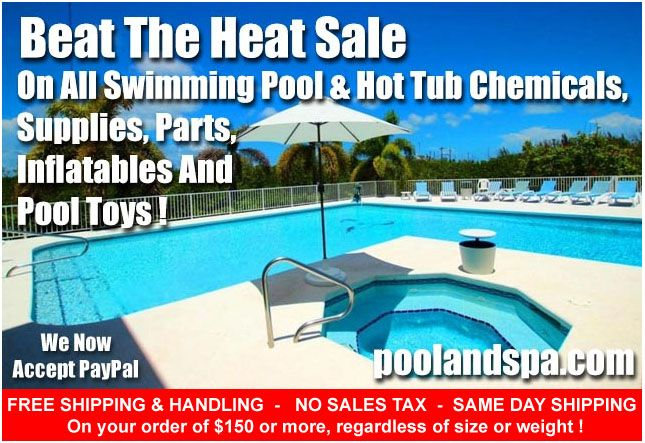 Pin By Poolandspa Com On Coupons For Pool Hot Tub Spa Products