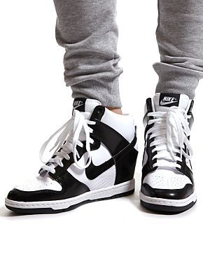 buy popular 54f1a 2a62d Need this color too... Nike Dunk Sky Hi | SNEAKERS ...