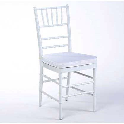 White Tiffany Chiavari Chair