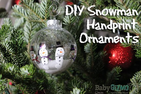 Kid crafts to use as gifts as seen on good day chicago do it plain ornaments white acrylic craft paint paint brush permanent markers for details cups for drying the ornaments solutioingenieria Gallery