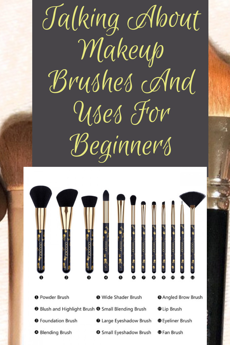 7 Best Makeup Brushes And Their Uses With For Beginners