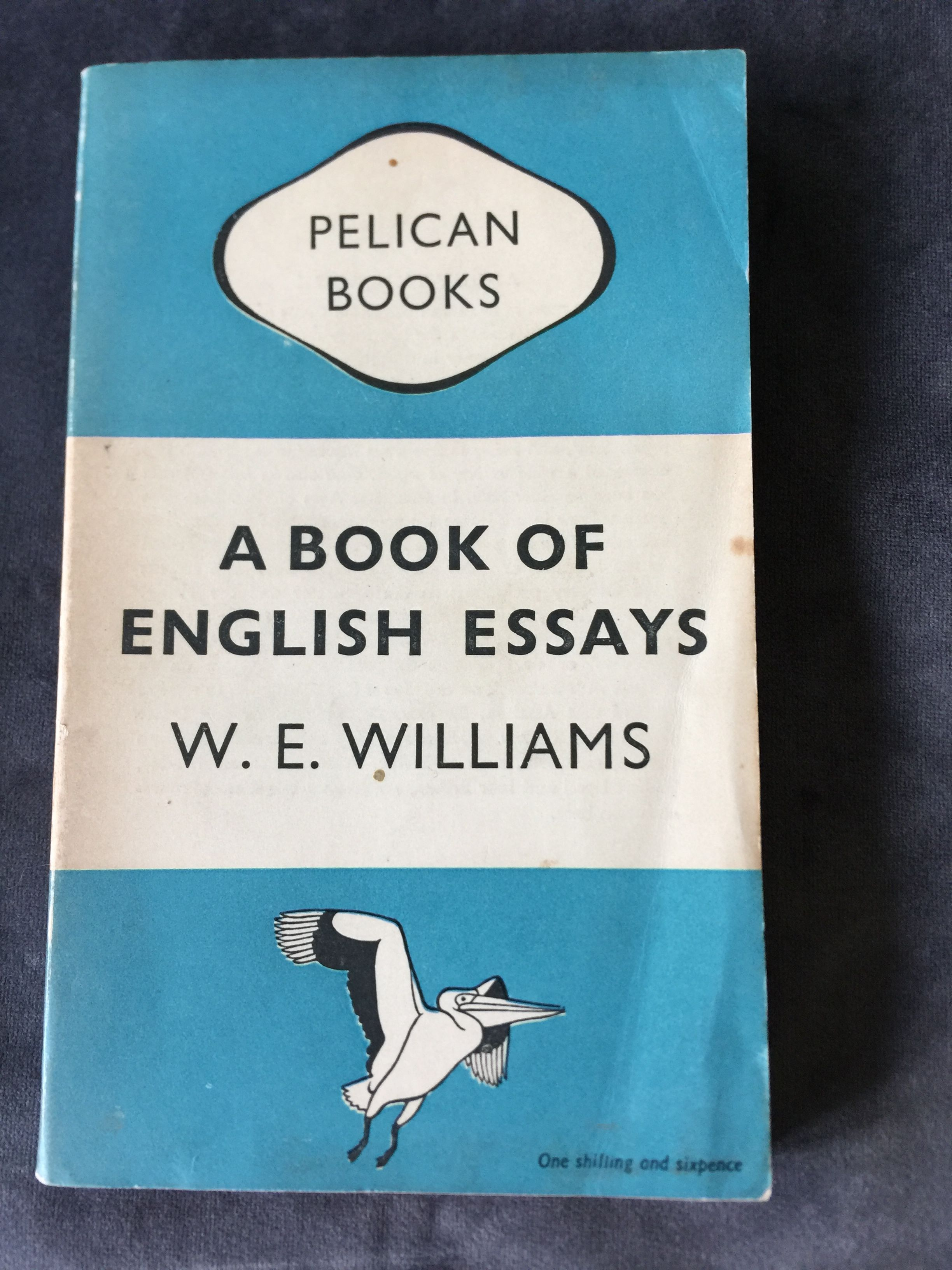 Essay On Our Constitution  English Essays also Hunters In The Snow Essay W E Williams A Book Of English Essays Pelican Books  A  Multitasking Essay