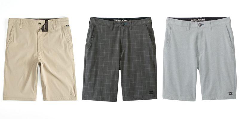 men's hybrid swim shorts