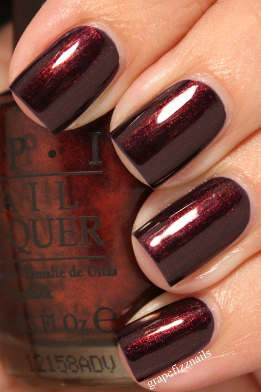 OPI, Every Month is Oktoberfest\