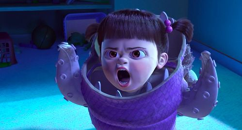 Image result for boo monsters inc cute