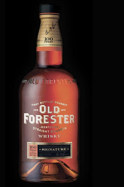 A fantastic bourbon to mix into any cocktail, Old Forester Signature has a great flavor so it doesn't get lost in drinks and it comes at an affordable price.