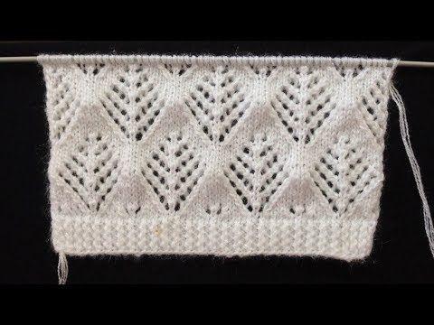 Beau modèle de tricot pour pull et cardigan pour dames   – Knitted Panels