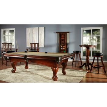 Bradford Ultimate Billiard Collection By American Heritage At Costco With Pub Table And 2 Stools 2 Rustic Dining Room Table Rustic Dining Room Backless Stools