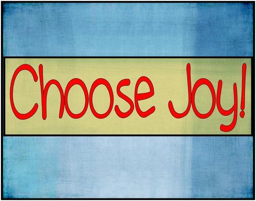 The demands of life can be stressful on our emotions, health and family but we can still choose joy. #faith