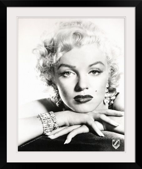 MARILYN MONROE POSTER Laughing RARE HOT NEW 24x36