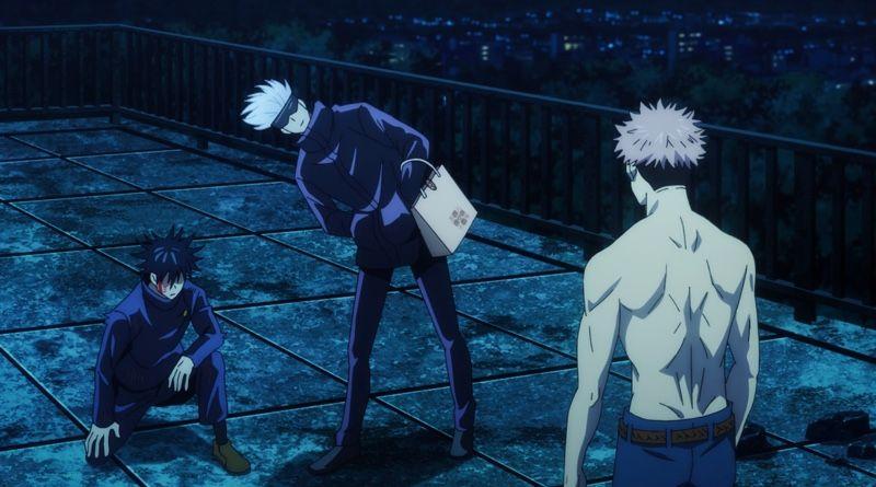 Review Jujutsu Kaisen Episode 2 For Myself Jujutsu Anime Aesthetic Anime