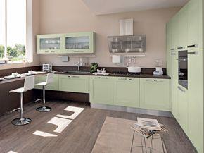 Cucine Moderne Con Piano Snack.Cucina Penisola Piano Snack Sotto Finestra Cerca Con