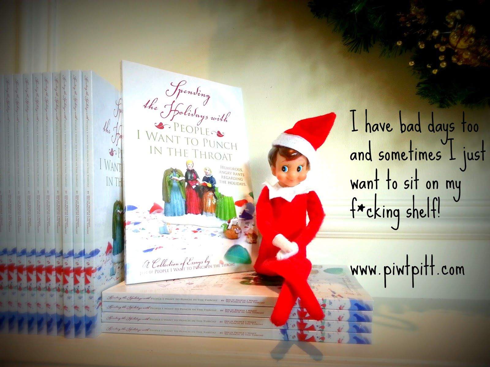 Over Achieving Elf On The Shelf Mommies Revisited