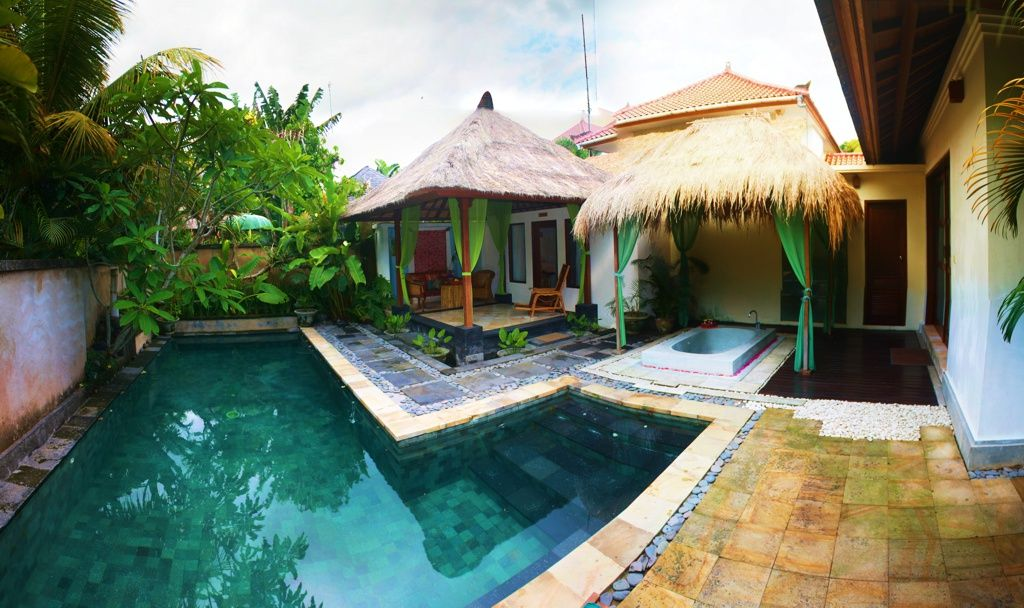 Accommodation In Bali The Mansion Hotel Resort Spa Private Pool