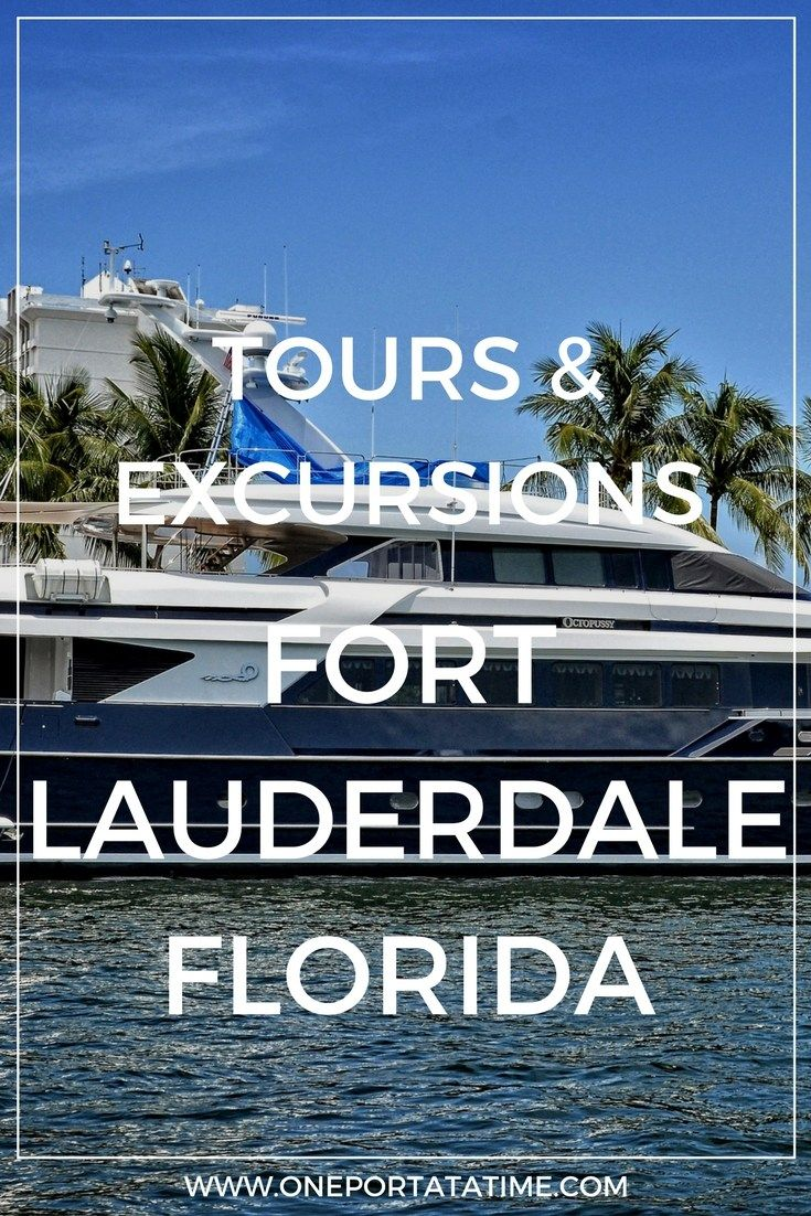 Fort Lauderdale Cruise Port Directory