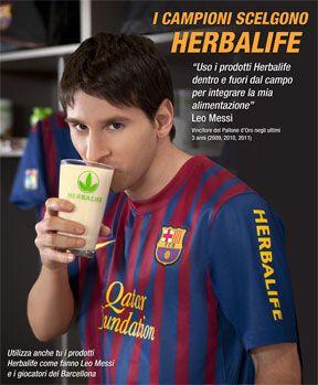 Messi joga críquete com Herbalife - YouTube