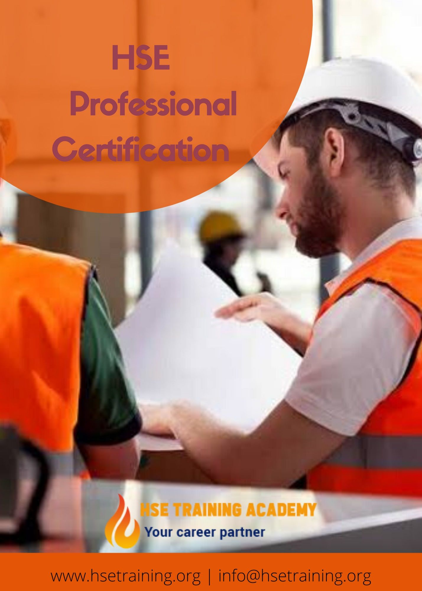 Hse professional certification industrial health and