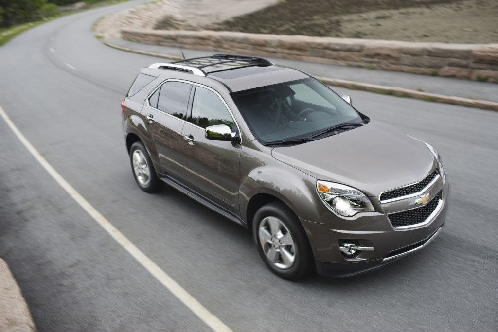 Find Your Balance in a Pre-Owned Chevy Equinox