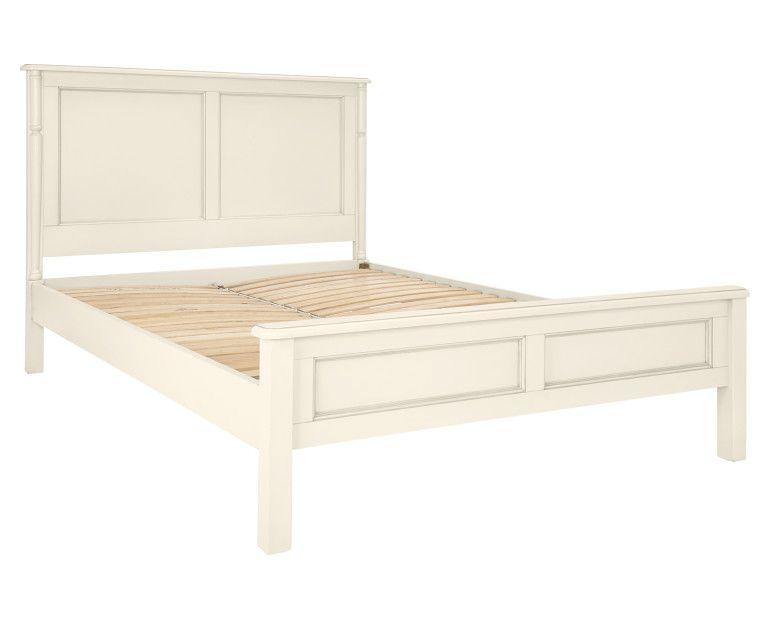 Clifton Ivory Bed Frame Double Bed King Bed Frame Bed Frame