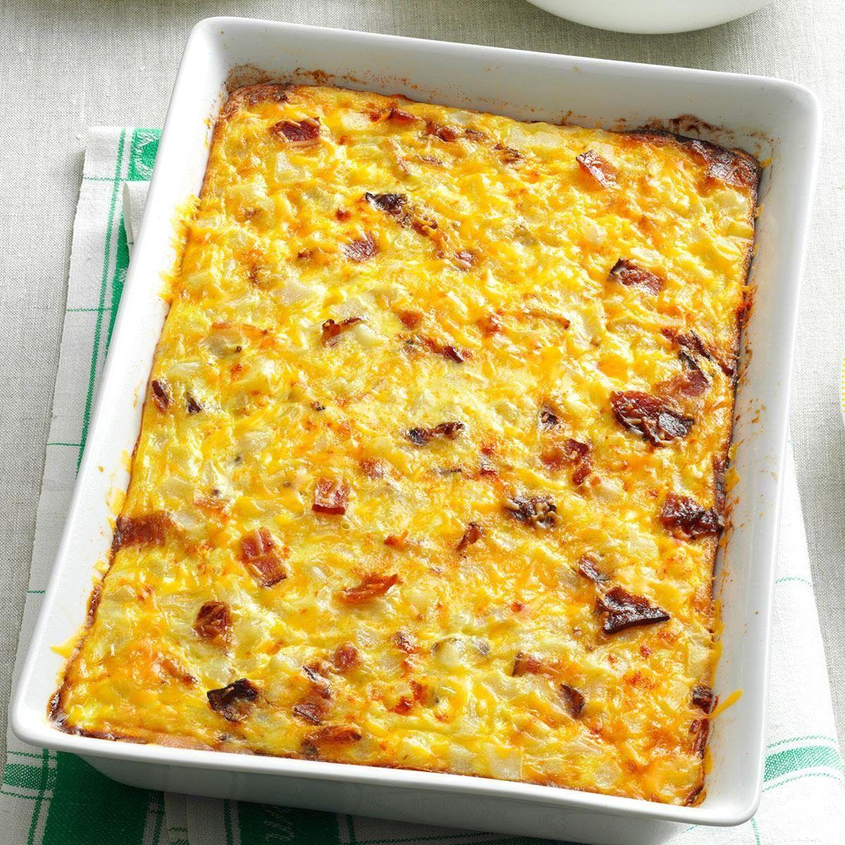Brunch Egg Bake Recipe In 2020 Brunch Egg Bake Recipes Brunch Dishes