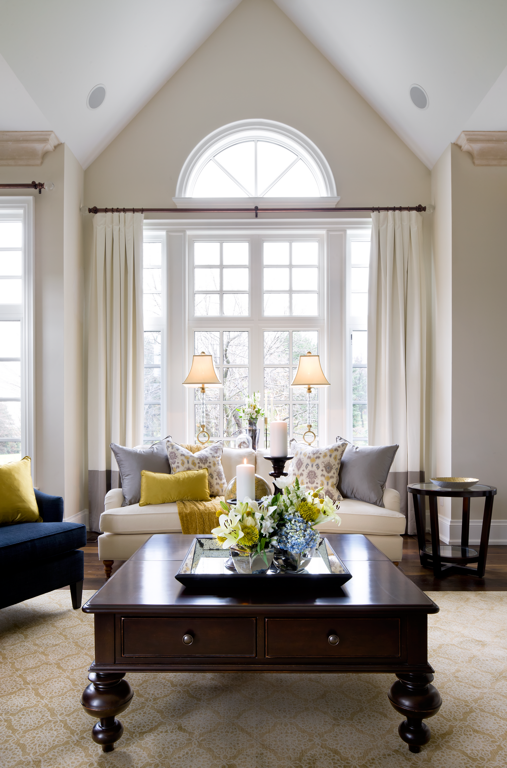 Imagine French doors going down to the watsu pool | Dining Room ...