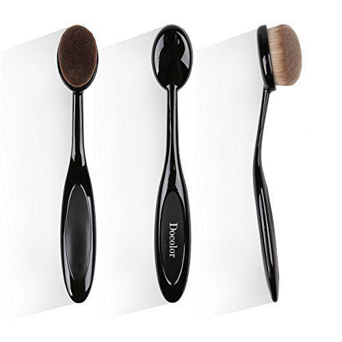 $3.99 - Docolor(TM) Professional Makeup Brushes Toothbrush Curve Makeup Tool http://www.amazon.com/dp/B01AI1TBGO