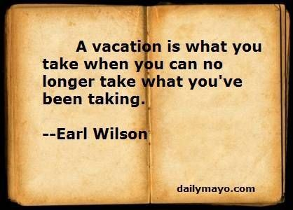 Best 22 Funny Vacation Quotes Vacationquotes