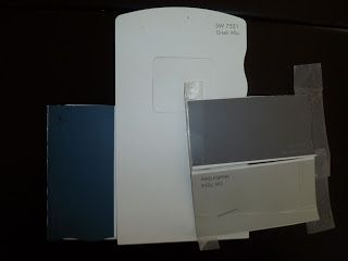 The Exterior Sherwin Williams Dark Gray Gauntlet Gray 7019 Light Gray Mindful Gray 7016 White