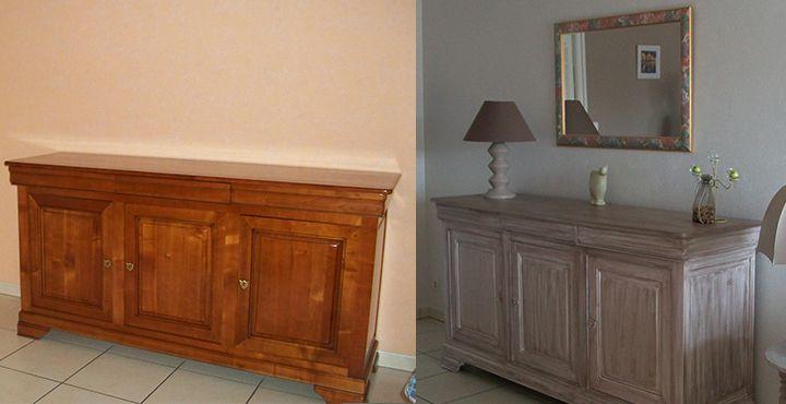 Les Songes de Nathalie - Coaching Décoration Le Château du0027Olonne - peindre un meuble laque blanc