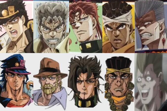 Old OVA vs. Current Anime (KAKYOIN LOOKED SOOOO AWESOME