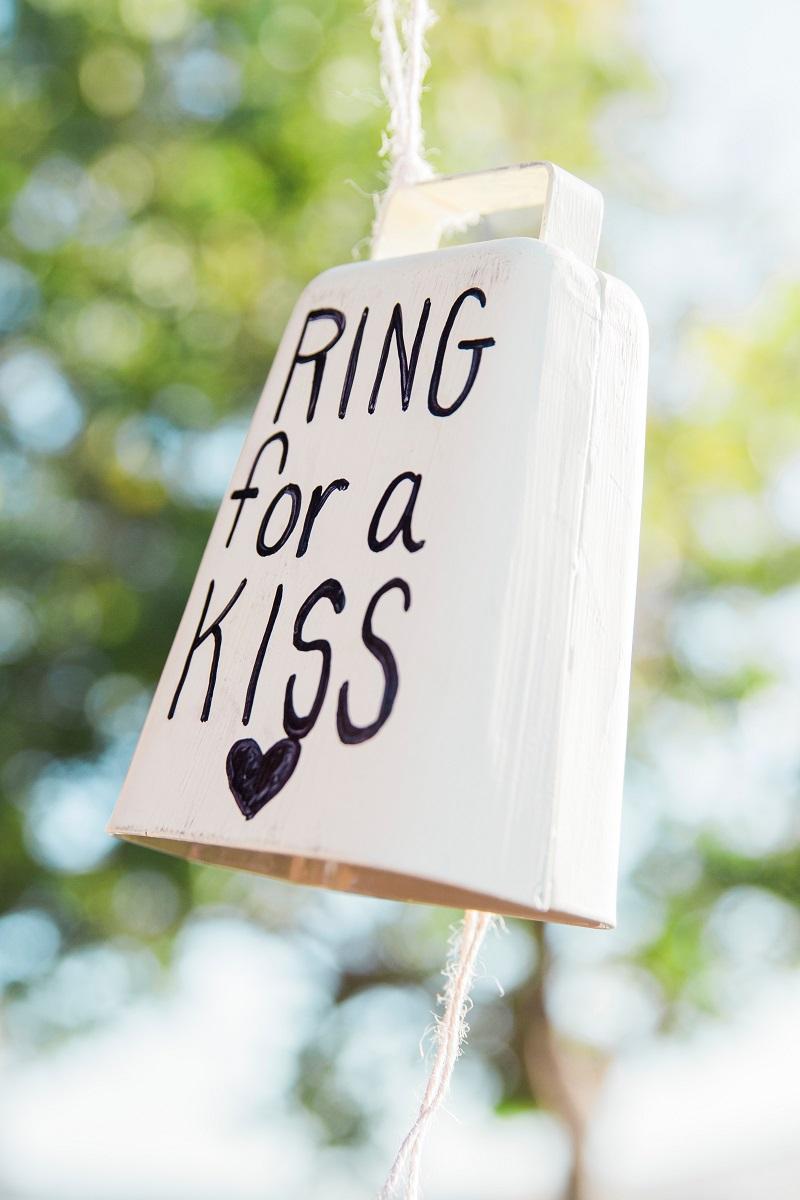 35 großartige Ideen für Hochzeitsschilder und Beschriftungen