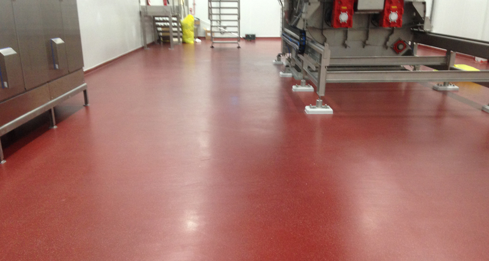 Sterile and Hygienic Flooring Solutions Industrial