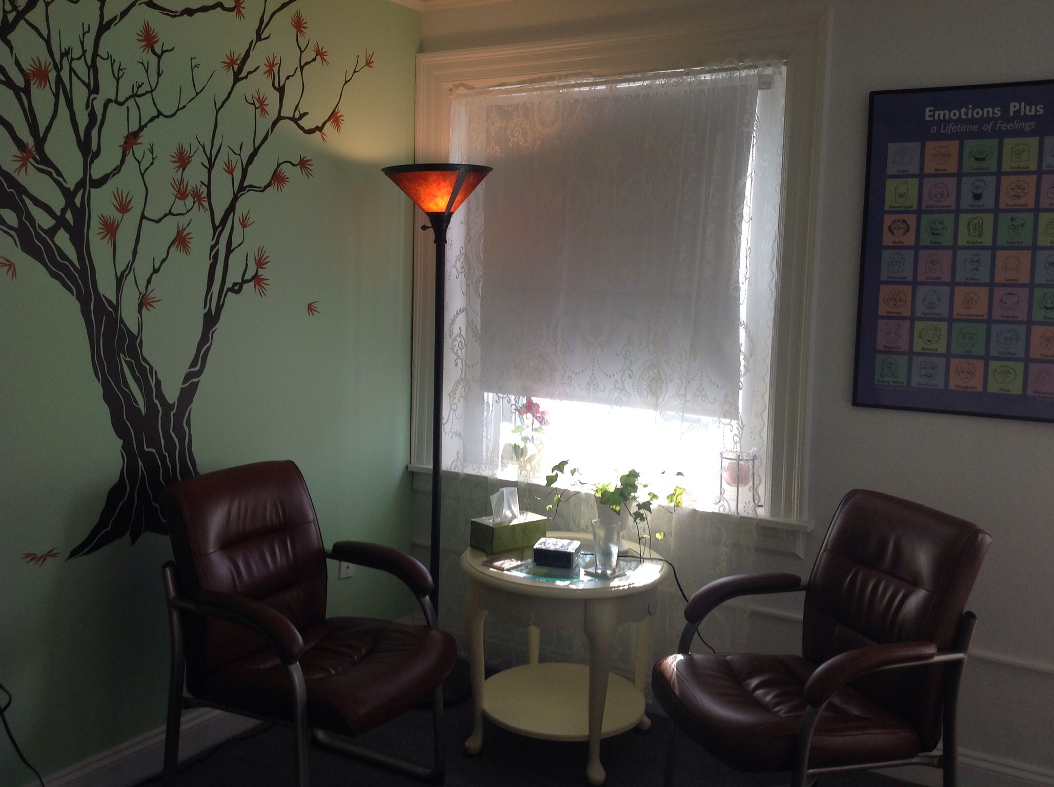 Lovely Counseling Area