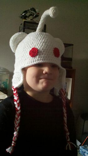 Ravelry Reddit Alien Hat Pattern By Shelley Bunyard Crochet