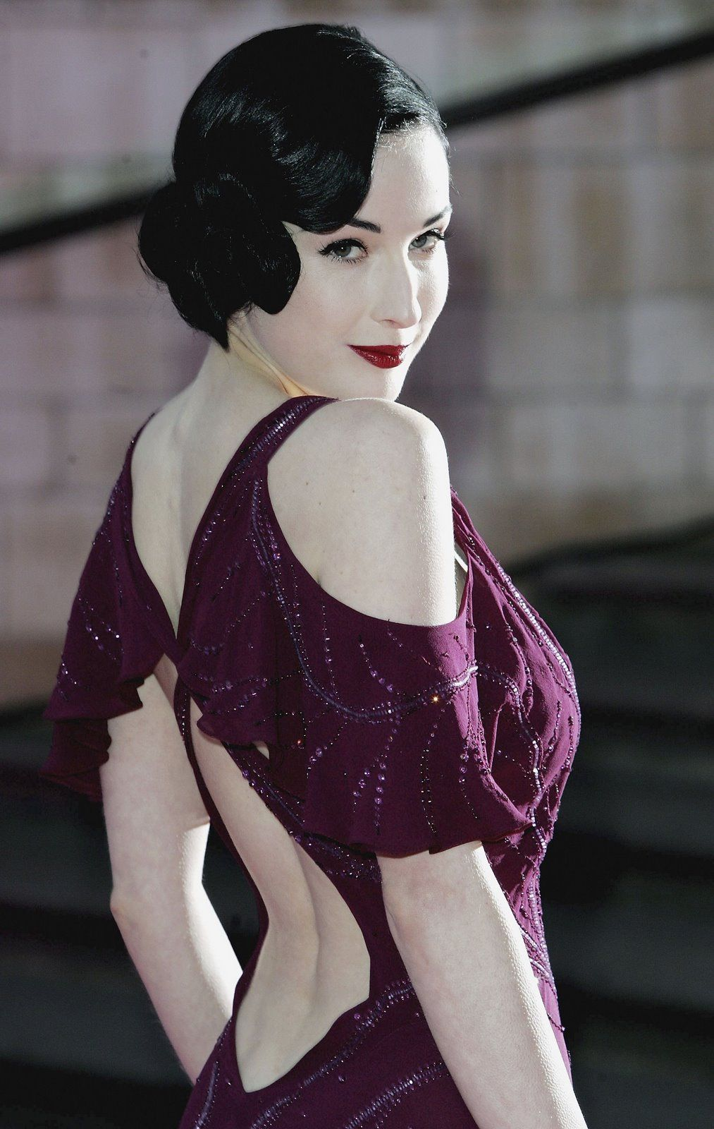 c3246662ff3a Enchanted By Dita - HQ photos of burlesque star and style icon