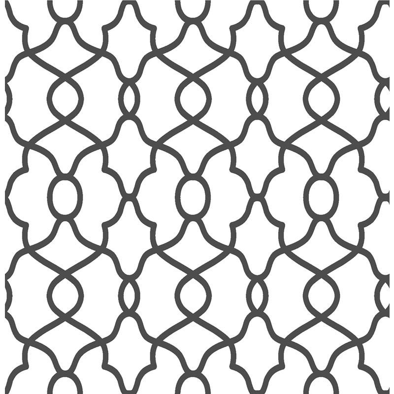 Nu2921 Black Clearly Cool Geometric Peel And Stick Wallpaper Nuwallpaper Wallpaper Samples Peel And Stick Wallpaper