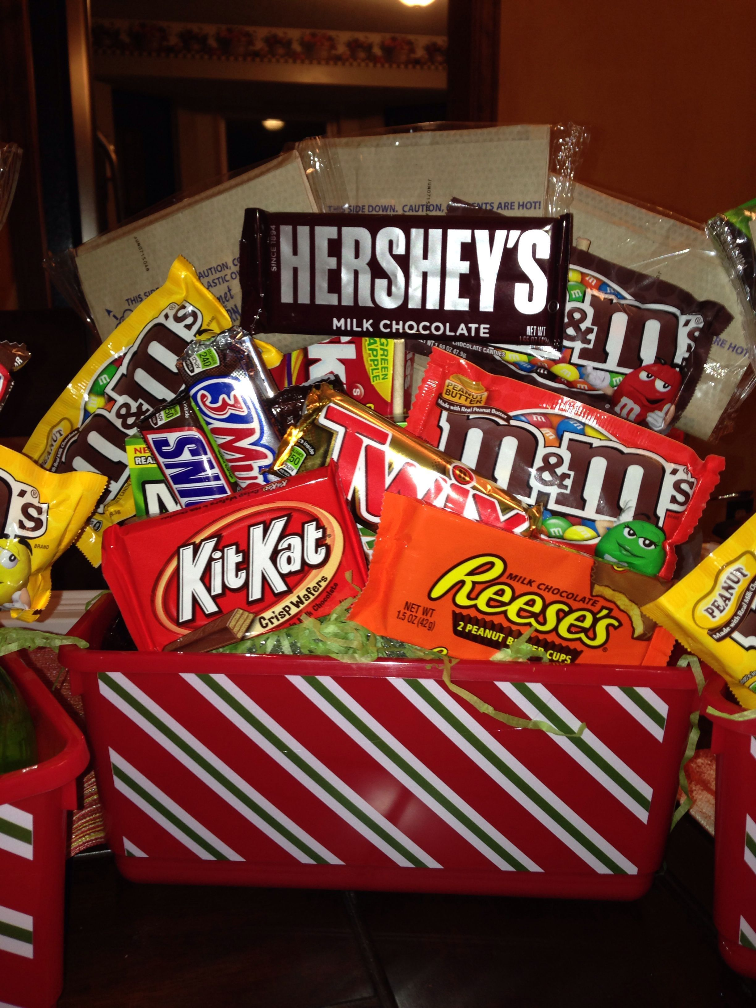 Family movie night gift baskets...what y... basketswhat