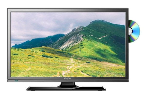 "Kogan 24"" LED TV (Full HD) & DVD Player Combo"