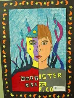Personality Art Projects