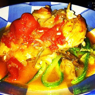 Chicken Cacciatore | Recipes | Beyond Diet #health #fitness #diet #weightlosstips #fastweightloss