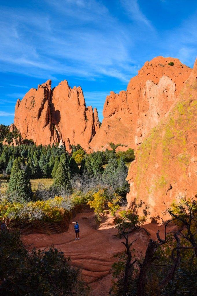 Garden of the Gods, Colorado Photo of the Day Travel