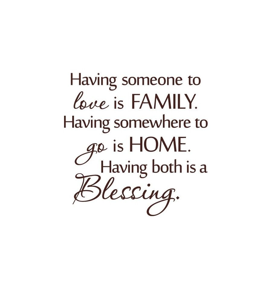 Exquisite Quotes About Family Family love quotes, Sweet