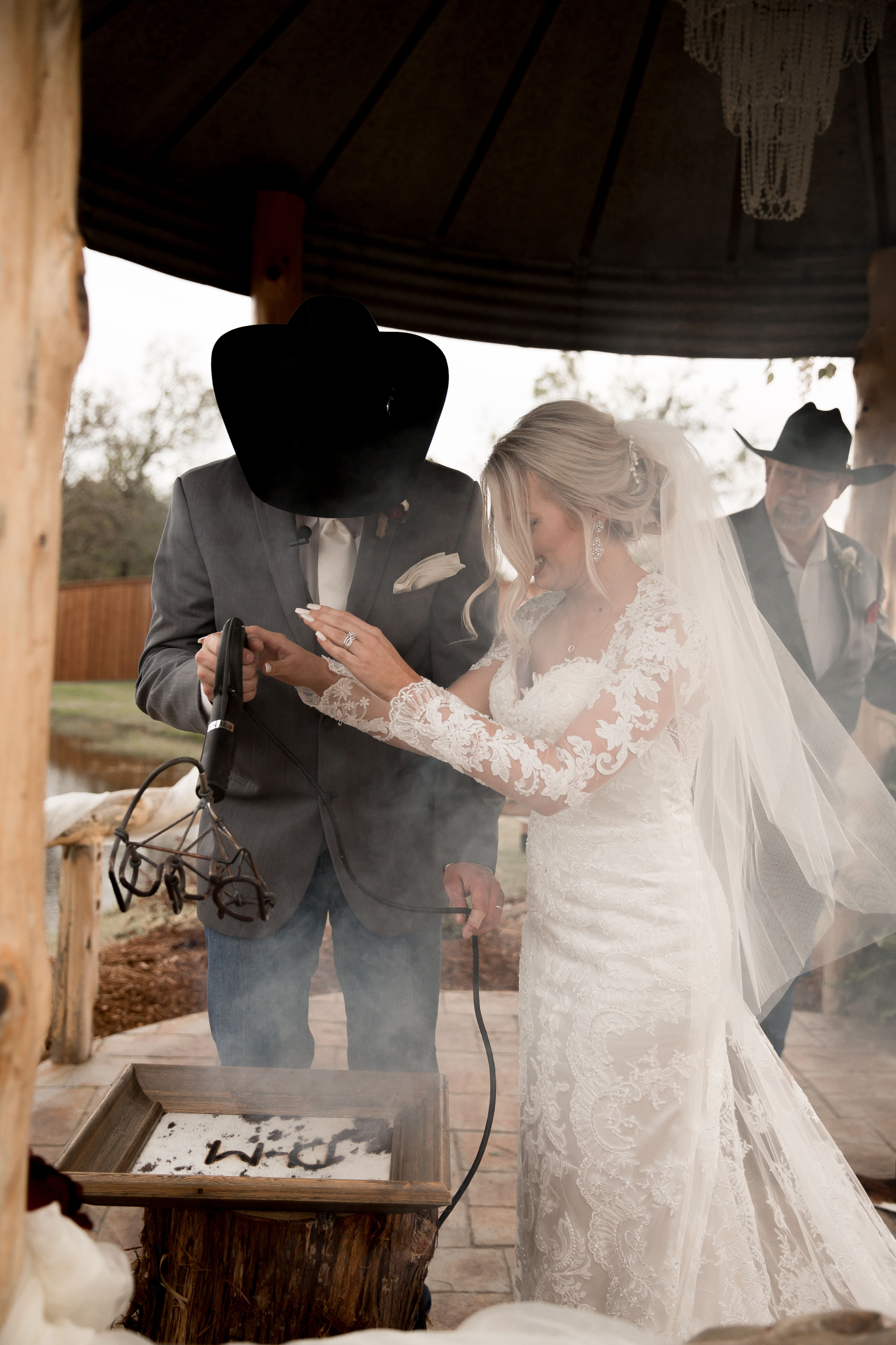 Western Ceremony Western Wedding Cowboy Goals Country Wedding Pictures Cowboy Wedding Western Wedding